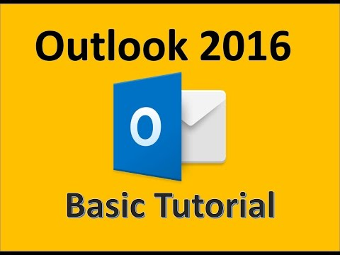 outlook-2016---tutorial-for-beginners---2017-how-to-use-microsoft-outlook-on-office-365-windows-10