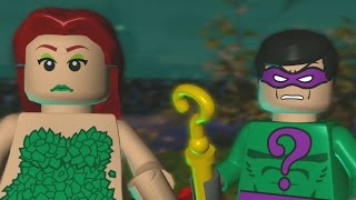 LEGO Batman: The Video Game Walkthrough - Villains Episode 1-3 - Green Fingers