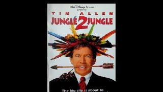 Digitized opening to Jungle 2 Jungle (UK VHS)