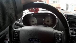 Ford Explorer 4 за 500 000 р Подключаем газ