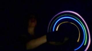 First Orbit Light Show - I Can