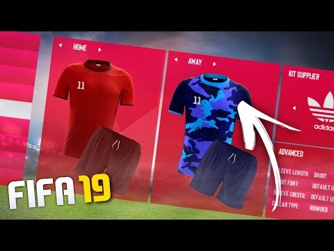 CLUB CREATOR IN FIFA 19 CAREER MODE???   FIFA 19 WHAT IF'S...