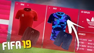 CLUB CREATOR IN FIFA 19 CAREER MODE??? | FIFA 19 WHAT IF'S...