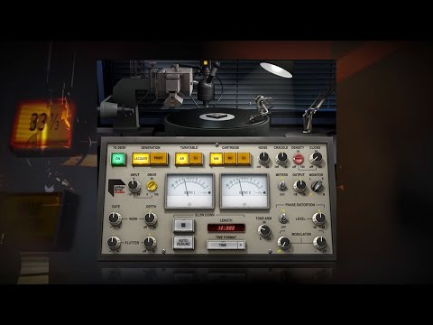 Introducing the Waves Abbey Road Vinyl Plugin