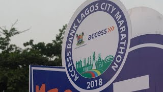 Access Bank Lagos City Marathon 2018
