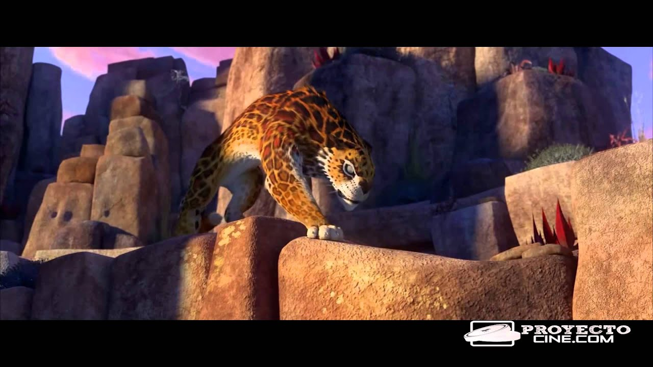 Khumba: La Zebra sin Rayas  Trailer Oficial   HD