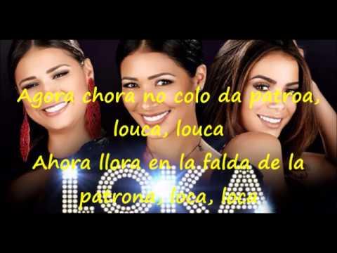 Simone & Simaria Loka ftAnitta Sub Español + lyrics