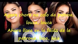 Simone & Simaria Loka ft  Anitta Sub Español + lyrics