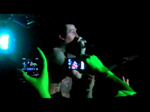 MEST @ Rhythm Factory London 3/3/12 - 6 of 7