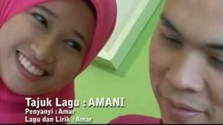 Video AMAR - AMANI ( ORIGINAL VIDEO KLIP ) download MP3, 3GP, MP4, WEBM, AVI, FLV Agustus 2018