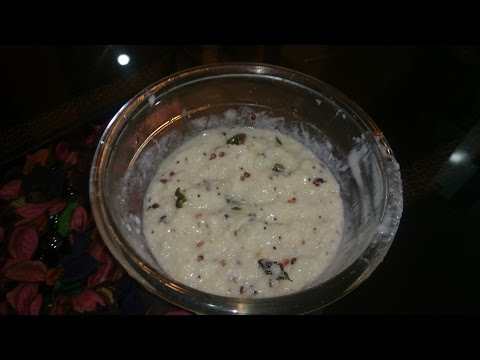 Dahi Poha Recipe (Flattened Rice with curds)
