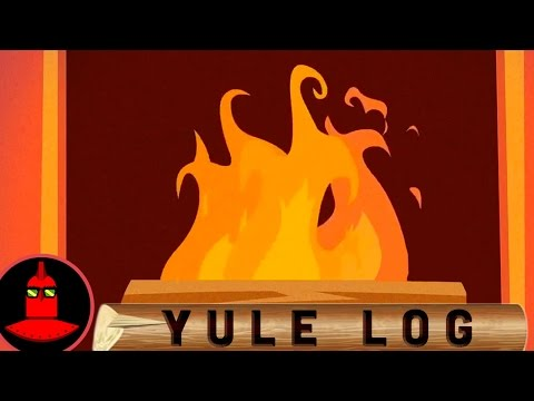 YULE LOG by the Channel Frederator Network