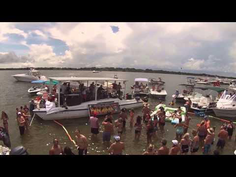 Bird Island Pirate Party 2015