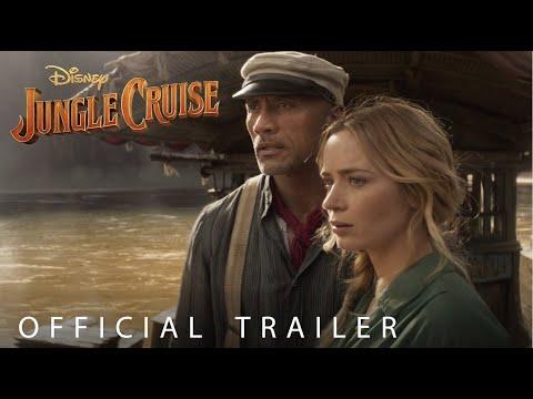 Disney's Jungle Cruise   Official Trailer