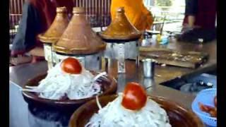طريقة عمل الطاجن المغربي ********* How 2 Cook Morooco Tajen