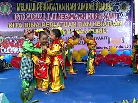 TK AL-HIKMAH DANCE COMPETITION