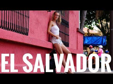 THIS IS EL SALVADOR?! // Van Life In El Salvador