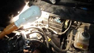 видео Замена радиатора печки с кондиционером приора