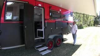 Wonderland XTR Off-Road Family Caravan
