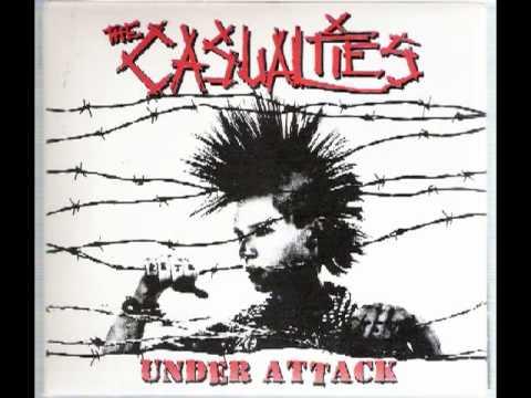 The Casualties-Under Attack Completo(Full Album)