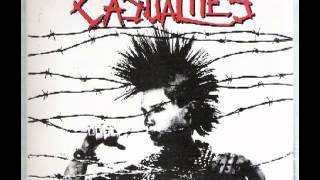 The Casualties-Under Attack Completo(Full Album)
