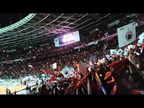 Atraksi The Jak Mania Di Sektor 11 (Trofeo Persija 2015) Part 1