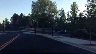 Drive To Cedar Mill Library from Beaverton Fred Meyers; Oregon