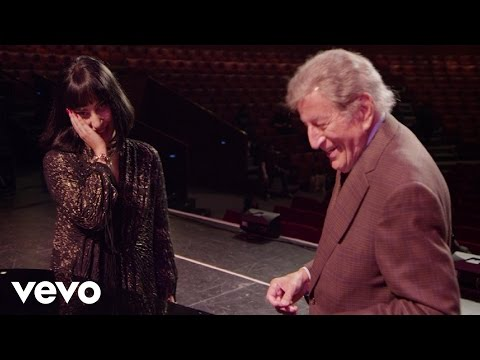 Tony Bennett, Lady Gaga - Bewitched, Bothered And Bewildered (Rehearsal from Cirque Royal)