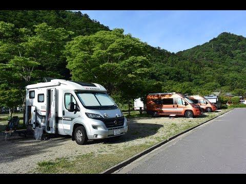 【車中泊】デルタリンクグループ東日本キャンプ大会(2017年)にてオートキャンプ