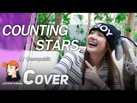 Counting Stars - Onerepublic cover by Jannine Weigel (พลอยชมพู) LIVE