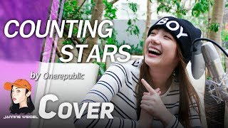 Counting Stars - Onerepublic cover by Jannine Weigel