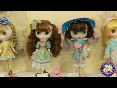 Junie Moon Store Tour (Blythe Themed Shop In Tokyo)