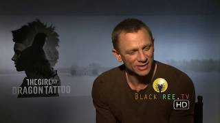 """Daniel Craig Interview for """" The Girl with the Dragon Tattoo """""""
