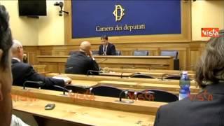 FAVA VICEPRES ANTIMAFIA CONF SU PROTOCOLLO FARFALLA IMMAGINI 30-09-14