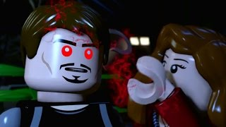 LEGO Marvel's Avengers (Vita) Walkthrough Part 1 - Strucker's Hydra Fortress