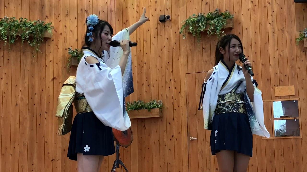 福岡官兵衛Girls 2018/8/14 佐賀656広場 - YouTube