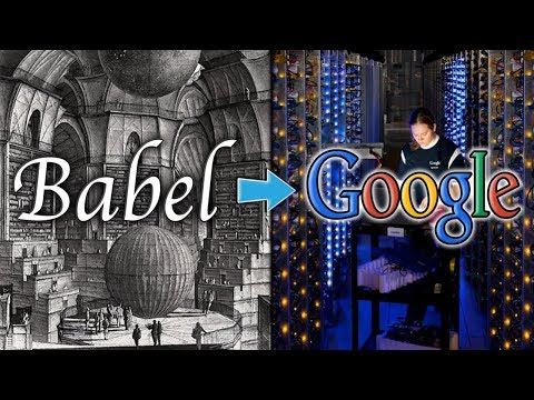 The Library of Babel - Film, Literature and the New World Or