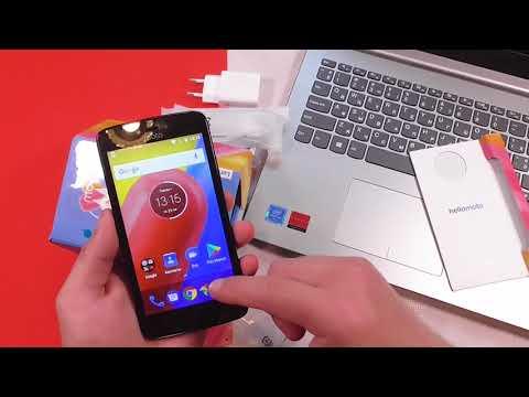 🔝Обзор Motorola Moto C XT1750 Black▶️