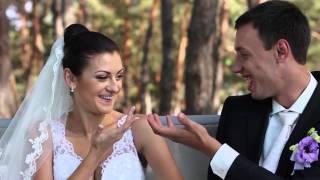 Свадебная видеосъемка Днепропетровск ... Свадьба Ромы и Леси