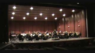 Carmina Burana - MSBOA District IV Honors Band - 2011/2012