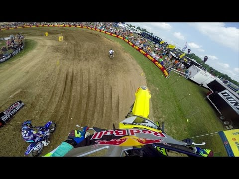 GoPro: Ken Roczen's Victory at High Point National 2015