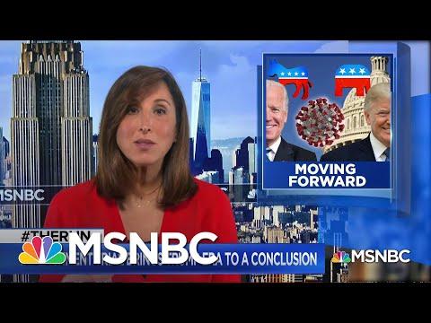 Yasmin Vossoughian Talks Aftermath Of Trump's Presidency | MSNBC