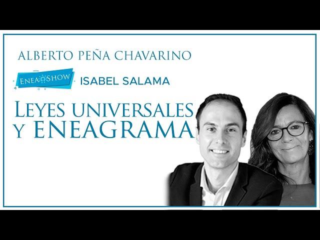 Leyes Universales y Eneagrama: el simbolismo exotérico del Eneagrama | Con Isabel Salama