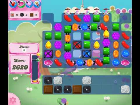 Candy Crush Saga Level 2672 - NO BOOSTERS