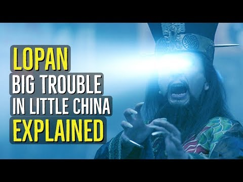 Lo Pan & The Storms (BIG TROUBLE IN LITTLE CHINA) Explained