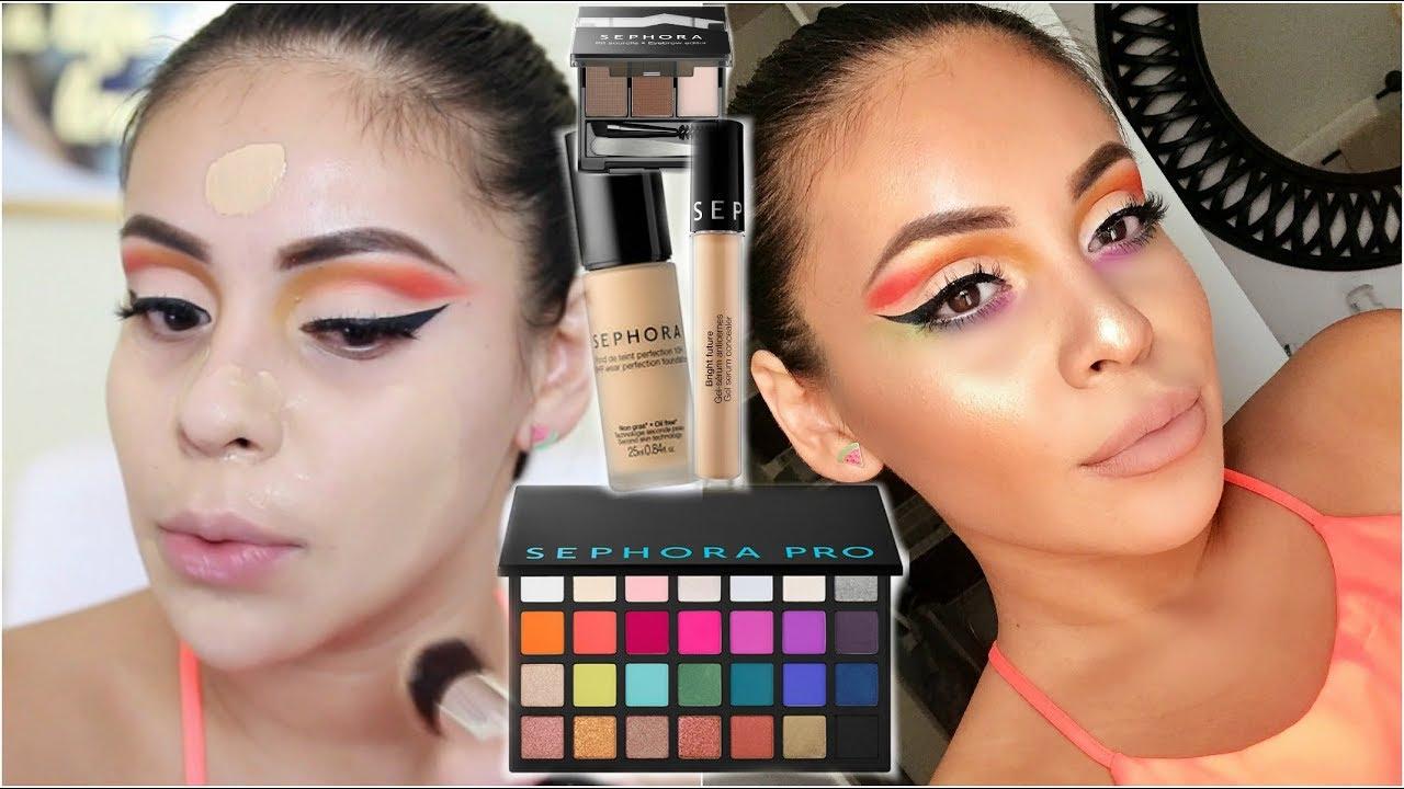 Full Face Makeup Sephora Saubhaya