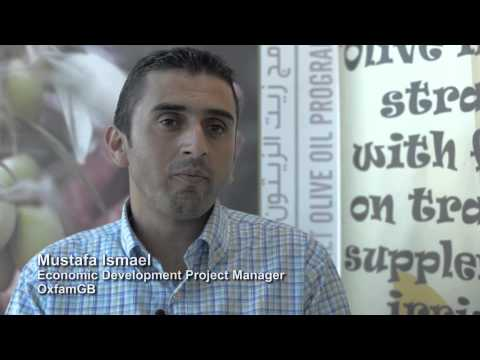 Palestine - Oxfam's From Grove To Market Program