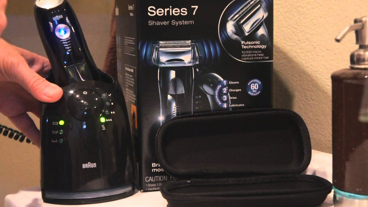 Image result for Braun Series 7 Shaver review