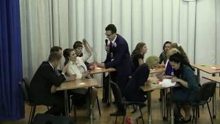 Учитель года 2017 Минск.Супер финал, мини-урок Иванов А.М.
