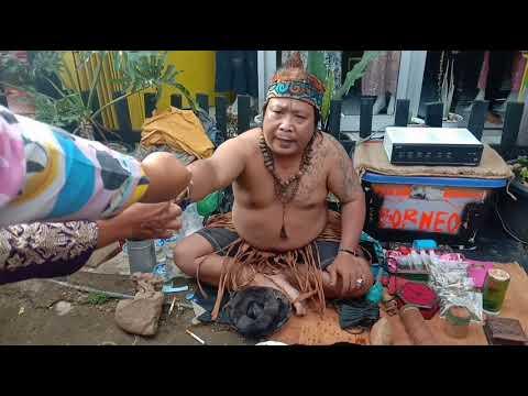 PUSAKA DAYAK    PERMATA DARI KALIMANTAN    Borneo